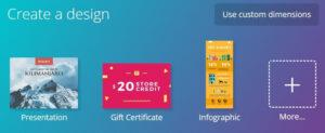 canva online image design tool